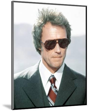 Clint Eastwood - The Enforcer--Mounted Photo