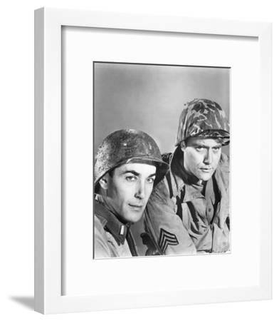 Combat!--Framed Photo
