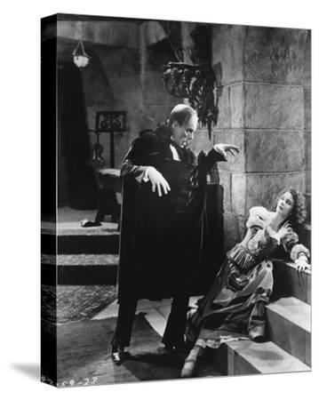 The Phantom of the Opera--Stretched Canvas Print