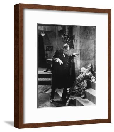 The Phantom of the Opera--Framed Photo