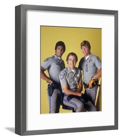 CHiPs--Framed Photo