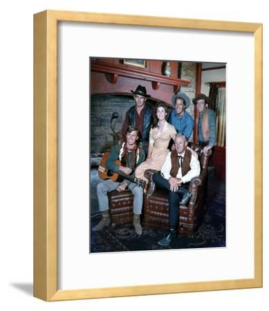 The Virginian--Framed Photo
