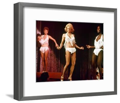 Angie Dickinson - Police Woman--Framed Photo
