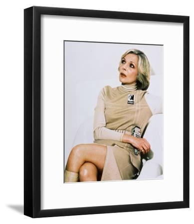 Barbara Bain - Space: 1999--Framed Photo