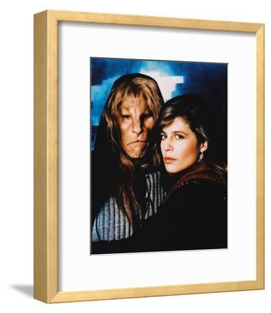 Beauty And The Beast--Framed Photo