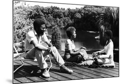 Rachel Robinson, 1975-Moneta Sleet Jr.-Mounted Photographic Print