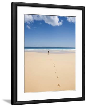South America, Brazil, Pernambuco, Fernando De Noronha Island-Alex Robinson-Framed Photographic Print