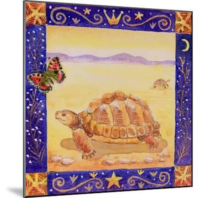 Tortoise, 1998-Vivika Alexander-Mounted Giclee Print