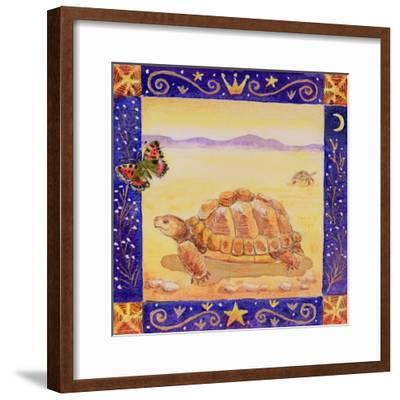 Tortoise, 1998-Vivika Alexander-Framed Giclee Print
