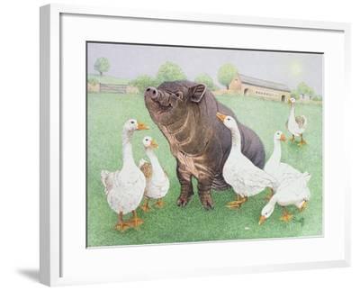 Tasty Morsel-Pat Scott-Framed Giclee Print