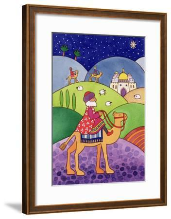 The Three Kings, 1997-Cathy Baxter-Framed Giclee Print
