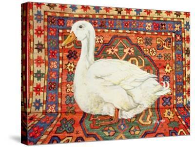 Aylesbury Carpet Drake-Ditz-Stretched Canvas Print