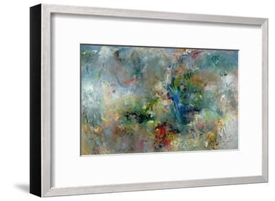 Valley of the Waterfalls, 1994-Jane Deakin-Framed Giclee Print