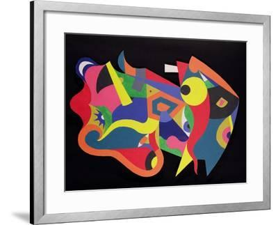 Masquerade-William Ramsay-Framed Giclee Print