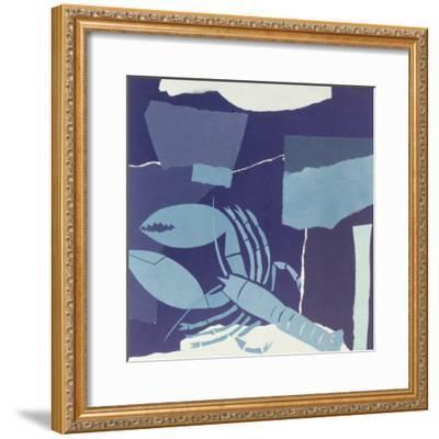 Lobster-John Wallington-Framed Giclee Print