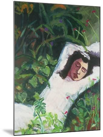 The Bride, 1995-Julie Held-Mounted Giclee Print