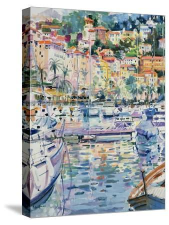 Riviera Yachts, 1996-Peter Graham-Stretched Canvas Print