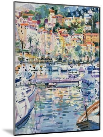 Riviera Yachts, 1996-Peter Graham-Mounted Giclee Print