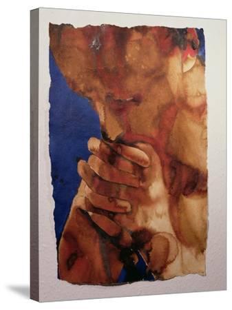 Prayer, 1981-Graham Dean-Stretched Canvas Print