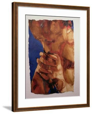 Prayer, 1981-Graham Dean-Framed Giclee Print