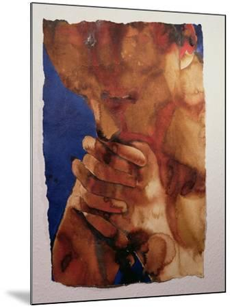 Prayer, 1981-Graham Dean-Mounted Giclee Print