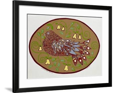Partridge in a Pear Tree-Gillian Lawson-Framed Giclee Print
