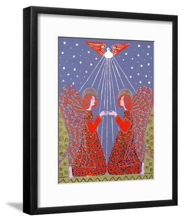 Christmas 77-Gillian Lawson-Framed Giclee Print