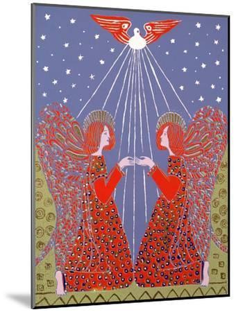 Christmas 77-Gillian Lawson-Mounted Giclee Print