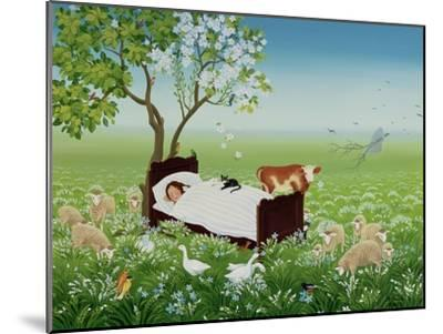 Lena's Dream-Magdolna Ban-Mounted Giclee Print