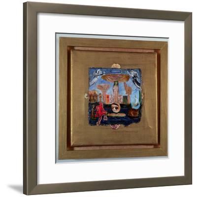 Oceano, 1995-Deirdre Kelly-Framed Giclee Print