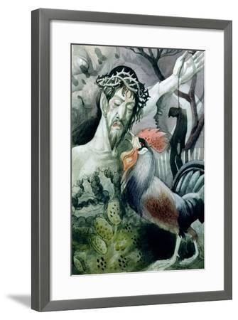 The Betrayal-Osmund Caine-Framed Giclee Print