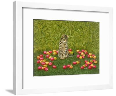 The Apple-Mouse-Ditz-Framed Giclee Print