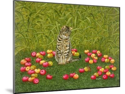 The Apple-Mouse-Ditz-Mounted Giclee Print