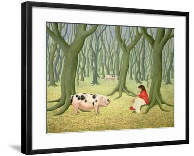 Roots-Ditz-Framed Giclee Print