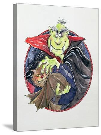 Dracula, 1998-Maylee Christie-Stretched Canvas Print