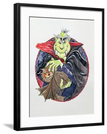 Dracula, 1998-Maylee Christie-Framed Giclee Print