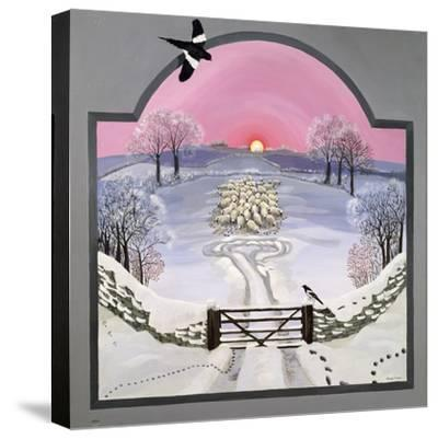 Winter-Maggie Rowe-Stretched Canvas Print