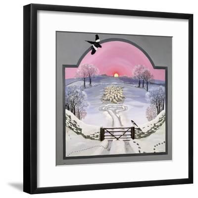 Winter-Maggie Rowe-Framed Giclee Print
