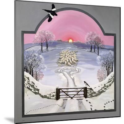 Winter-Maggie Rowe-Mounted Giclee Print