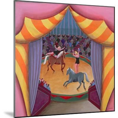 The Circus-Jerzy Marek-Mounted Giclee Print