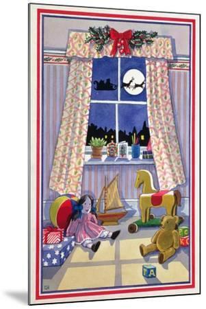 Midnight Visitor-Lavinia Hamer-Mounted Giclee Print