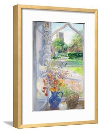 Autumn Still Life-Timothy Easton-Framed Giclee Print