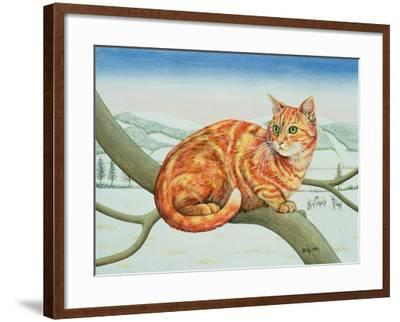 Bare Branches, No.1, 1994-Ditz-Framed Giclee Print