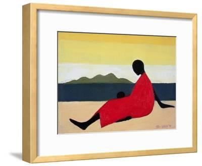 Mother and Child, 1991-Tilly Willis-Framed Giclee Print