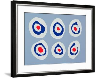 Revolver, 1998-Colin Booth-Framed Giclee Print
