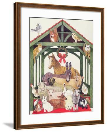 Sheltered-Pat Scott-Framed Giclee Print