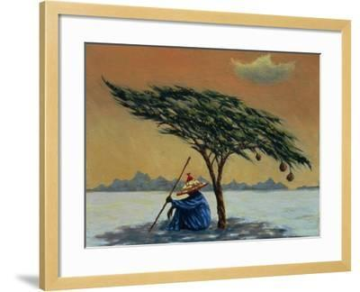 The Heat of the Day, 1993-Tilly Willis-Framed Giclee Print