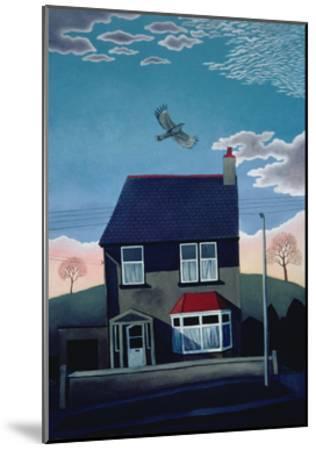 24 Lakeber Avenue, 1986-Lucy Raverat-Mounted Giclee Print