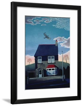24 Lakeber Avenue, 1986-Lucy Raverat-Framed Giclee Print