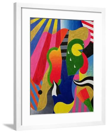 Concert, 1989-William Ramsay-Framed Giclee Print